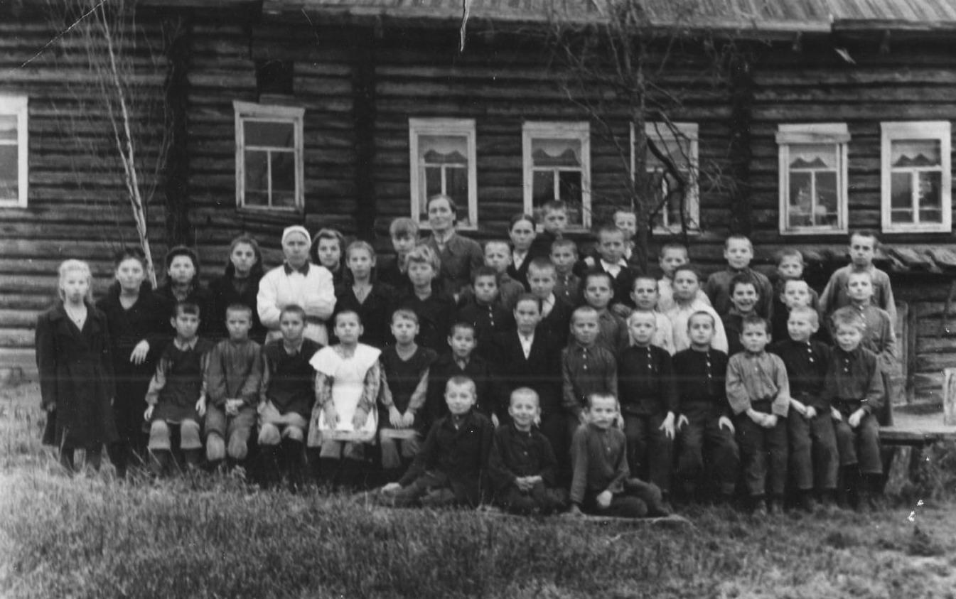 Слободской детский дом. Открыт в годы войны