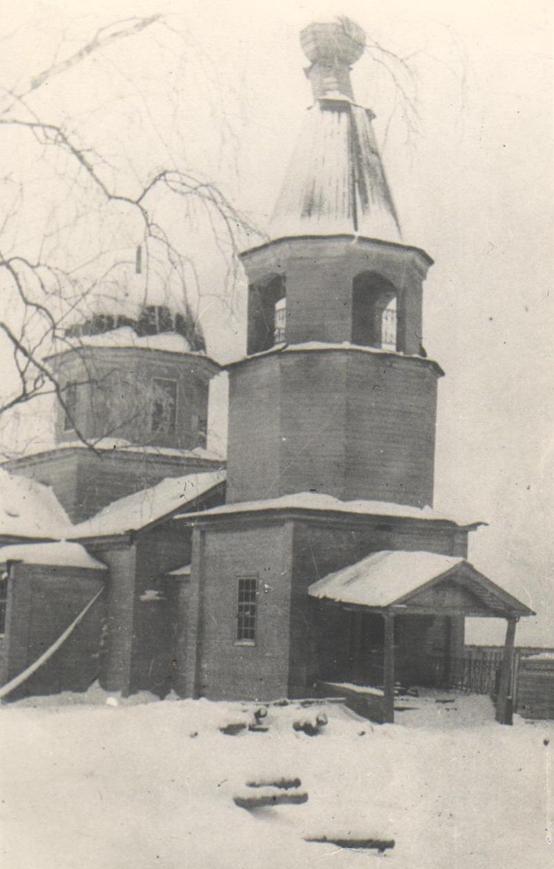 Слободская Николаевская церковь